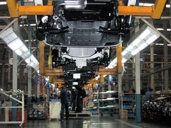 Китайская компания Geely построит завод в России