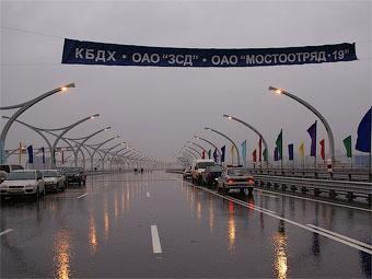 Западный скоростной диаметр в Петербурге станет платным с 14 мая