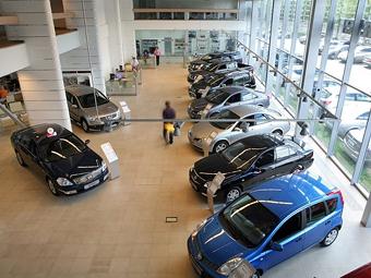 В 2010 году выручка автодилеров России составила 570 миллиардов