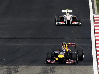Новые шины Формулы-1 сделали высокую стартовую позицию неважной