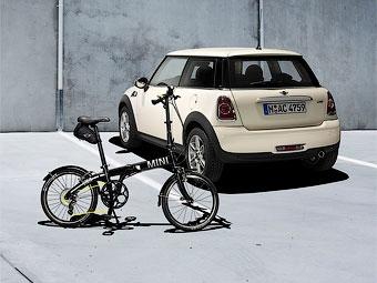 MINI займется продажей велосипедов