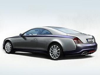 На базе седана Maybach построят шестиметровое купе