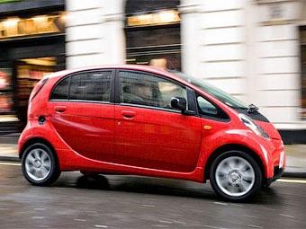 Mitsubishi начнет продажи первого в России электрокара