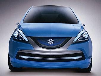 Suzuki готовит шестиместный компактвэн для Индии