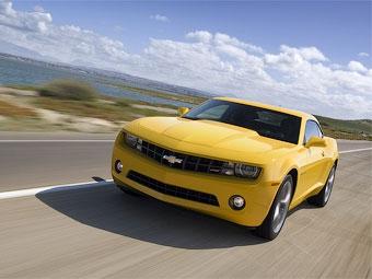 Chevrolet Camaro получит новый 330-сильный V6