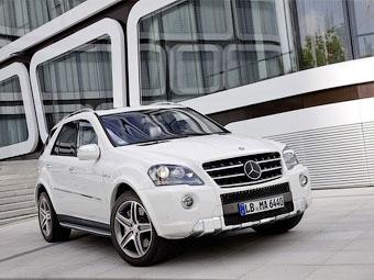 Mercedes-Benz свернул производство внедорожника ML63 AMG