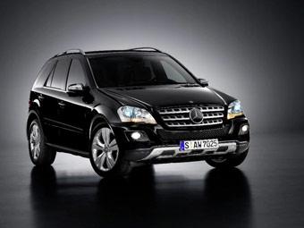 Mercedes представил обновленный M-Class