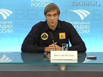 Петров подписал новый контракт с Renault F1