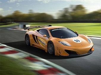 McLaren превратит свой новый суперкар в гоночный автомобиль