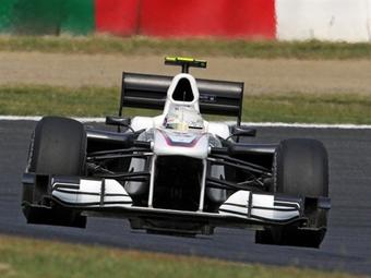 Команда Sauber назвала дату презентации нового болида
