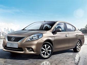 В Китае показали дешевый глобальный седан Nissan