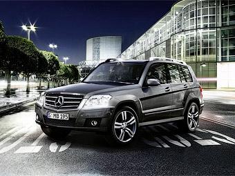 В России начались продажи самого доступного Mercedes-Benz GLK