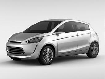 """Mitsubishi Motors привезет в Женеву новый """"Кольт"""""""
