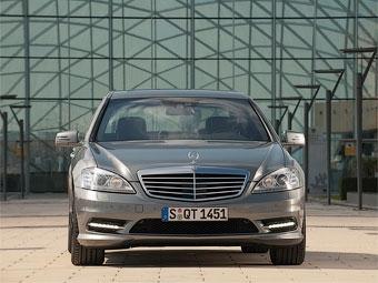 Mercedes-Benz рассекретил самый экономичный S-Class в своей истории
