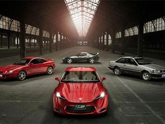 Toyota опровергла слухи о переносе сроков дебюта спорткупе FT-86