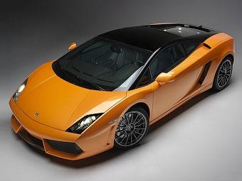 В Катаре показали двухцветную версию Lamborghini Gallardo