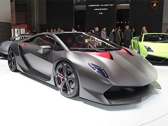 Дилер выставил на продажу несуществующий суперкар Lamborghini