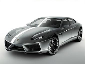 Марка Lamborghini решила вернуться к идее большого седана