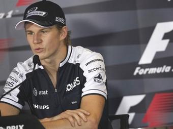 Нико Хюлькенберг рассчитывает на место в Force India