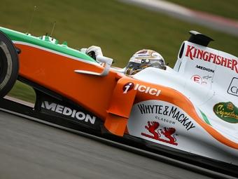 Английский суд лишил команду Формулы-1 пяти миллионов