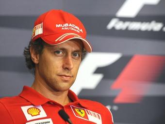 Команда Ferrari уволила своего тест-пилота