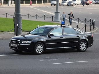 Российские чиновники пересели на автомобили отечественного производства