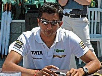 Команда Формулы-1 HRT подписала контракт с новым пилотом