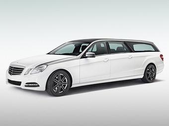 Универсал Mercedes-Benz E-Class удлинили почти на метр
