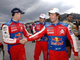 Гонщики раллийной команды Citroen выступят в GT Open