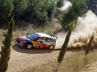 Себастьен Леб одержал седьмую победу в сезоне WRC