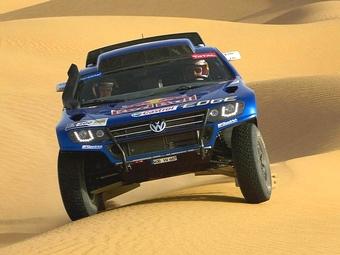 """Volkswagen показал гоночный внедорожник для """"Дакара"""""""
