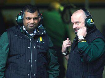 Руководители Team Lotus не признали команду-двойника