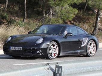 Появились новые подробности о Porsche 911 следующего поколения