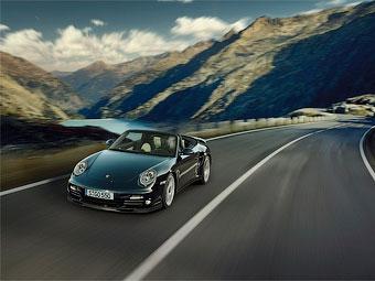 Porsche 911 следующего поколения покажут в 2011 году