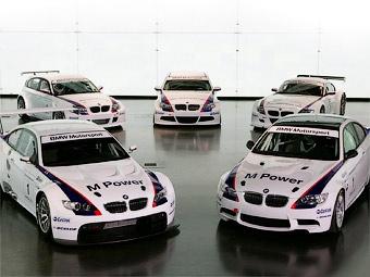 BMW вернется в чемпионат DTM в 2012 году