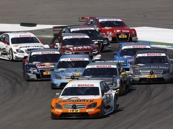 Тест-пилот McLaren победил на открытии сезона DTM