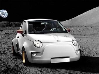 В Монако покажут уникальный электрокар на базе Fiat 500 Abarth