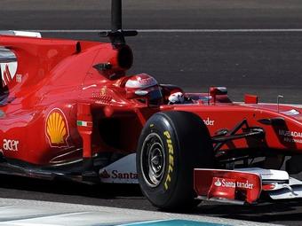 Команды Формулы-1 завершили первые тесты шин Pirelli