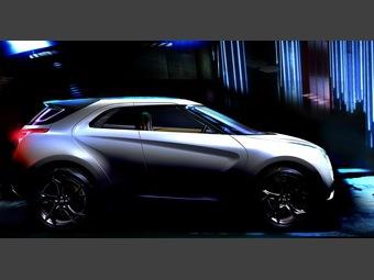 Hyundai представит в Детройте прототип компактного кроссовера