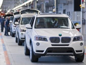 Покупателям BMW X3 предложили понаблюдать за сборкой их автомобилей