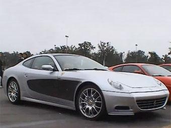 Компания Ferrari построила на базе 612 Scaglietti уникальный суперкар