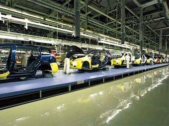 Mazda задумалась о строительстве завода в России
