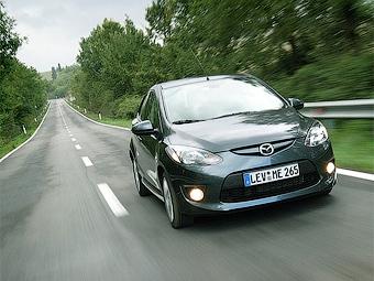 Продажи Mazda в России растут вопреки рынку