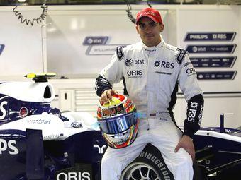 Команда Williams назвала имя второго пилота