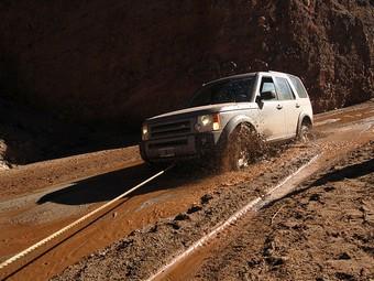 Американцы назвали Land Rover самой ненадежной маркой