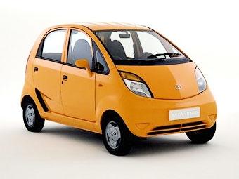 Самый дешевый автомобиль в мире получит вариатор
