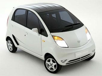 Компания Tata решила сделать микролитражку Nano безопаснее