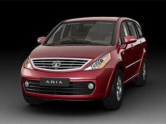 Индийская Tata начала продажи своей самой роскошной модели