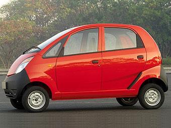 Индийцы выпустят элитную версию самого дешевого автомобиля в мире