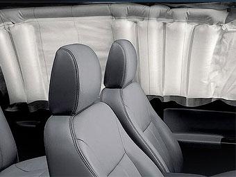 Автокомпании в США заставят устанавливать большие подушки безопасности